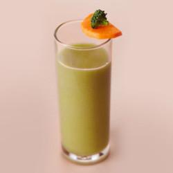 Šťava z mrkvy a brokolice