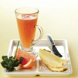 Grapefruitovo-ananásová šťava