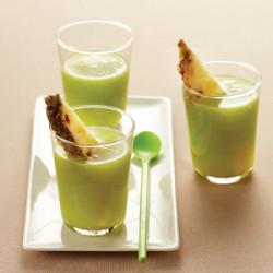 Šťava z kivi a ananásu
