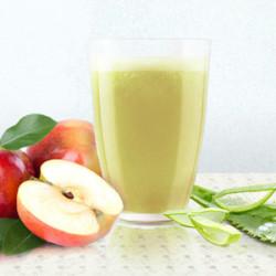 Šťava z jabĺk a aloe