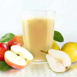 Jablkovo-hrušková šťava
